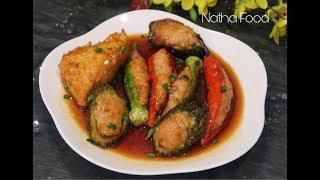 Tuyệt chiêu làm khổ qua cà ớt  ngon số zách, vạn người mê || Natha Food