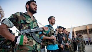 السوريون بمواجهة احتلال (داعش – الأسد) هل يتحولون من الثورة إلى المقاومة!! جلسة حرة - ح124