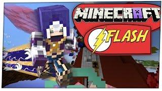 Schnell wie der Blitz! - Minecraft FLASH Ep. 01   VeniCraft