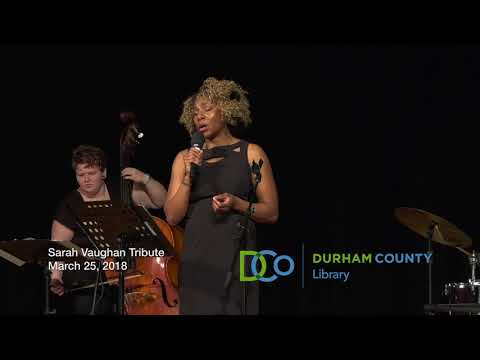 Sarah Vaughan Tribute