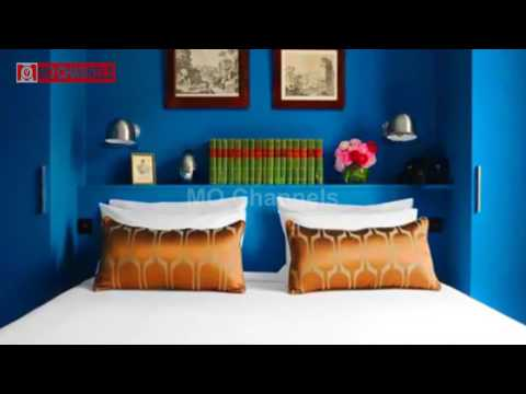 30 Best Blue Wall Paint Bedroom Design Ideas 2017 Mo