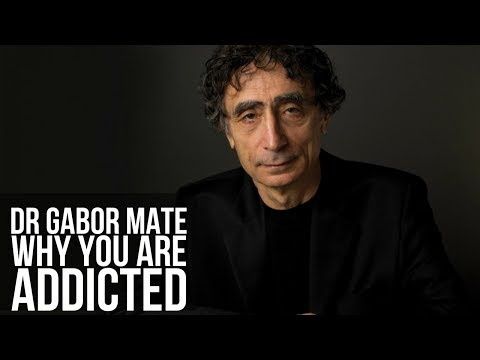 DR GABOR MATÉ - WHY YOU'RE ADDICTED | London Real