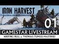 GameStar-Stream | Iron Harvest (01) | 12.04.2018