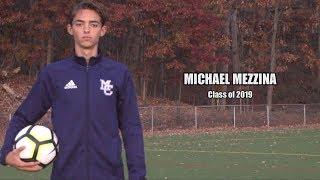 Michael Mezzina - 2017 High School Soccer Highlights - Class of 2019