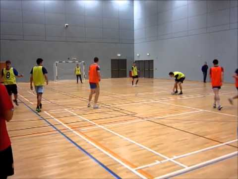 The Wasabis Vs. ? - NUIG Futsal - Final - 27/11/2012 @ Kingfisher Club
