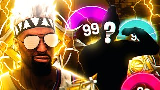 REVEALING MY DEMIGOD LEGEND BUILD IN NBA 2K20 *GAME-BREAKING* CONTACT DUNKS + ANKLE BREAKERS NBA2K20