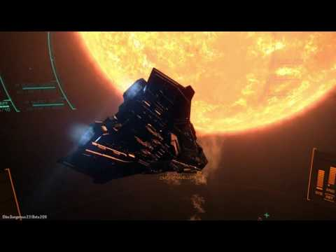 Elite: Dangerous 2.3 The Commanders Multicrew VR - Gunner Role - LIVE