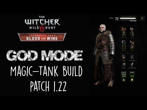 Witcher  Alchemy Tank Build