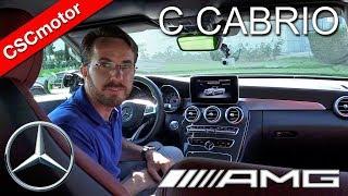 Mercedes-AMG C Cabrio - 2017 | Prueba en carretera