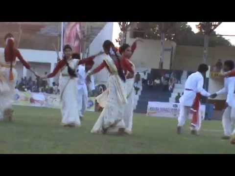 Welcome Song - Atha Swagatam Shubha Swagatam - (Malda Dance and Cultural Academy)