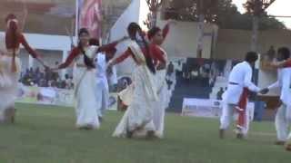 Welcome Song - Atha Swagatam Shubha Swagatam - (Malda Dance and Cultural Academy)