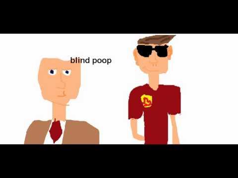 Dzeko blind