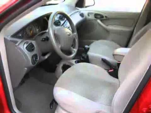 used Ford Focus MA Southeastern Massachusetts 2004 located in Cape Cod at Hyannis Honda