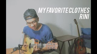 Cover images My Favorite Clothes - RINI (Cover)