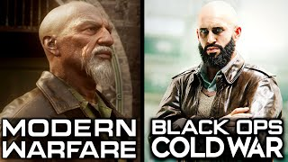 The Black Ops Cold War And Modern Warfare Connection Explained (Story)