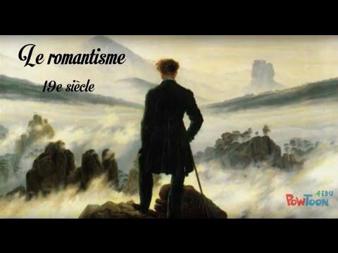 Courant romantique-19e siècle