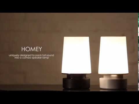 M.Craftsman CONNETE HOMEY combo speaker Lamp