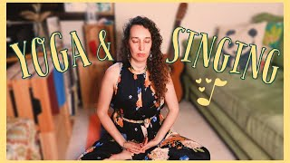 Practicing MEDITATION and YOGA EVERYDAY Helps My SINGING