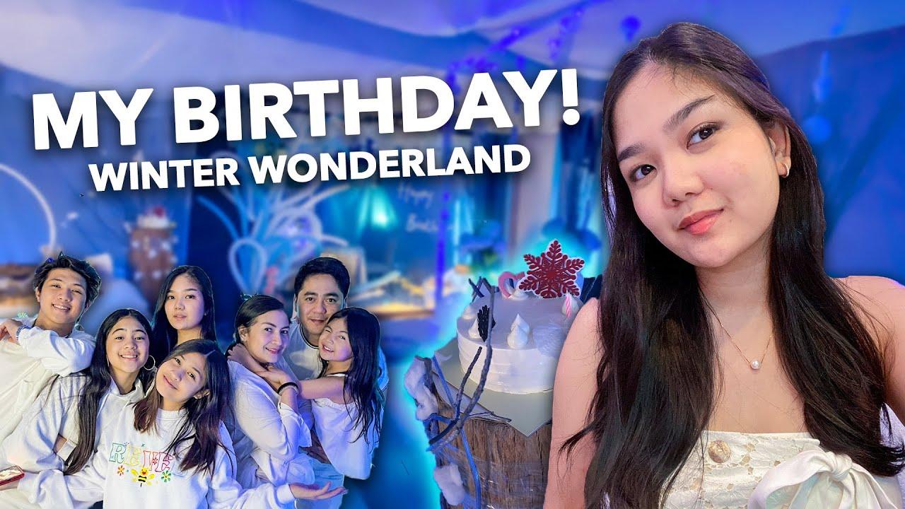Download My Birthday Celebration! (I got pranked) | Nina Stephanie
