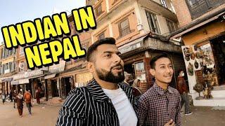 Kathmandu, capital city of Nepal | Indian in Nepal |Thamel night life | Nepal