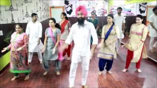 Poplin   Sardaarji 2   Diljit Dosanjh Bhangra Dance @Dansation dance Studio mohali 9888892718