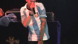 All I Wanna Do - T. Mills - Argentina, Buenos Aires @ Niceto Club (08/05/15)