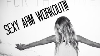 Laura's Sexy Arm Workout! Thumbnail