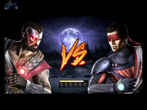 Играем онлайн в Mortal Kombat Komplete Edition [PC]