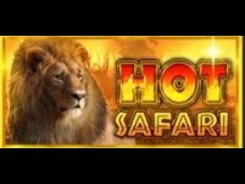 Hot Safari Slot Machine Youtube