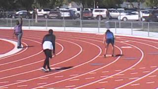 FASTEST 13 YEAR OLD IN THE NATION BYRONMICHAEL WILLIAMS