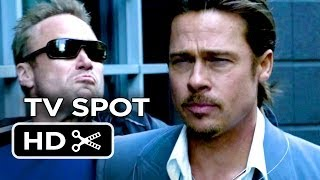 The Counselor Official TV Spot - Have You Been Bad? (2013) - Brad Pitt Movie HD