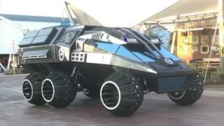 NASAが新型の火星探査ローバーを公開。バットモービルを彷彿とさせるデザインが話題に