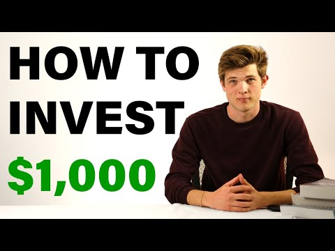 Stock Market For Beginners 2021 | How To Invest (Step by Step)