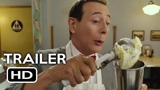 Pee-wee's Big Holiday Official Trailer #2 (2016) Paul Reubens Comedy Movie HD