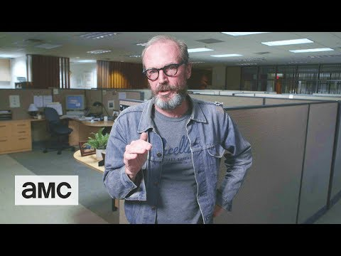 Halt and Catch Fire Season 4: 'Toby Huss Gives a Set Tour' Behind the s