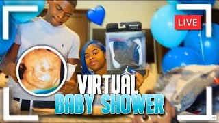 Virtual Baby Shower (So Much From Supporters)