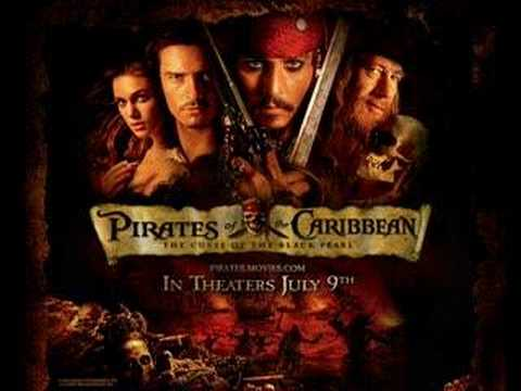 Pirates of the Caribbean  Soundtrack 15  Hes a Pirate