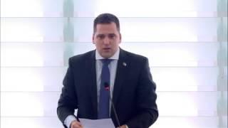 Vystoupení Tomáše Zdechovského v rozpravě k situaci v Calais, 4. 10. 2016, Štrasburk