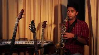 Heal The world Instrumental Song (Saxophone) Covered - Chalinda Sriyan