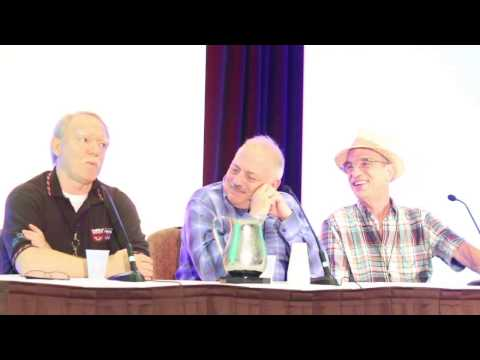 TFCON 2015 Michael McConnohie John Moschitta Jr Richard Newm