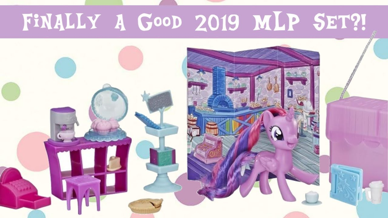 My Little Pony 2019 Toys: On the Go Twilight Sparkle Review and Opening!
