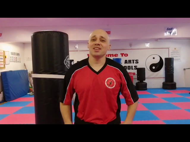 moving your hip before your shoulder you can increase punching power