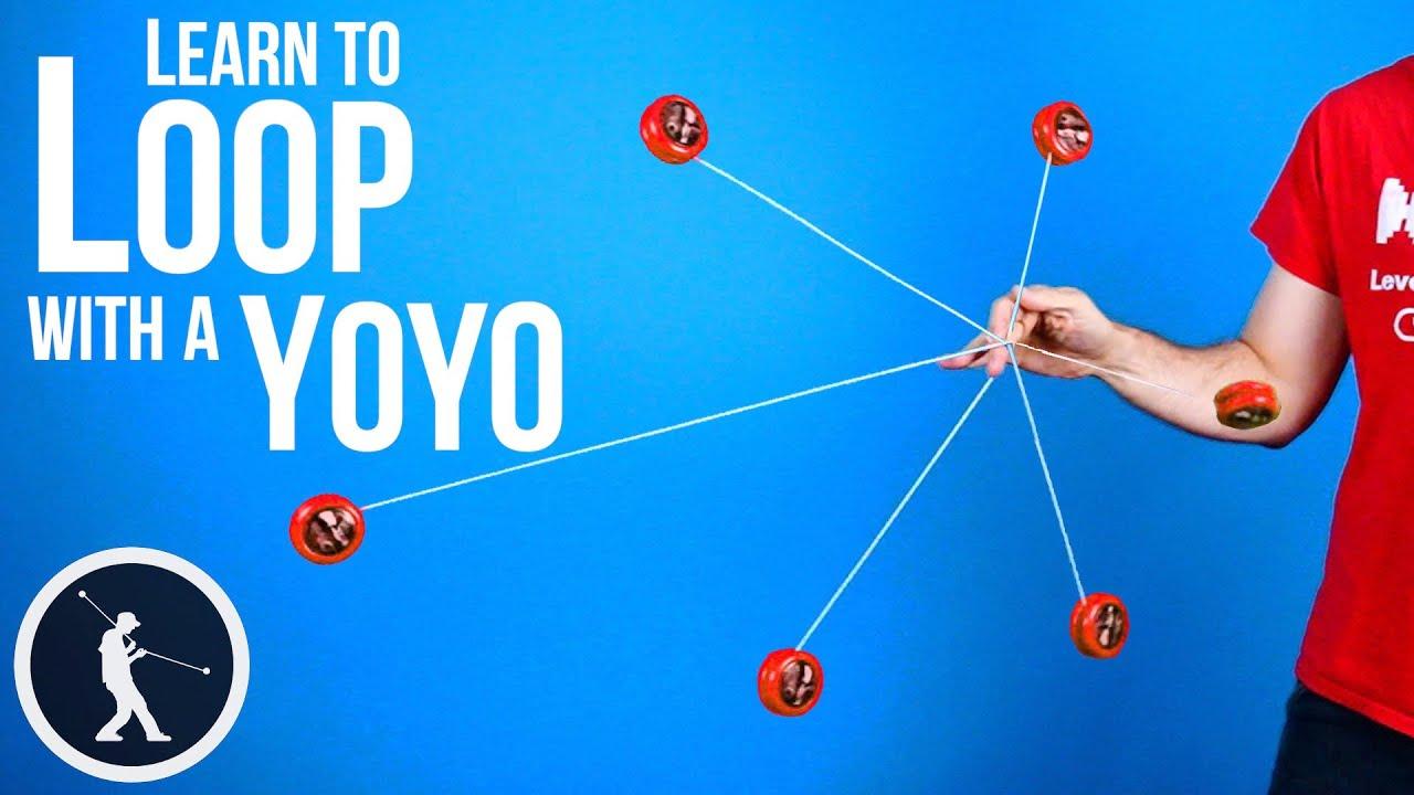 Learn to Loop - Beginner Looping Yoyo Trick