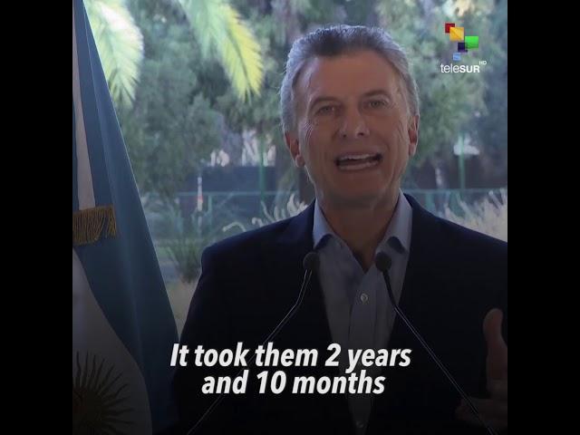 Macri Is Destroying Argentina: Indigenous Leader Milagro Sala
