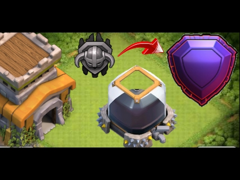 TH8 HYBRID Troll Base - Best Protect 100% Dark Elixir with PROOF & Trophies in MASTER || Part 5