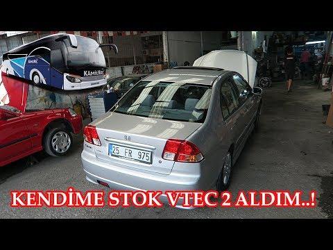 HONDA CİVİC VTEC2 ALDIM | İSTANBUL ANTALYA YOLCULUGU | BAŞIMA GELENLER