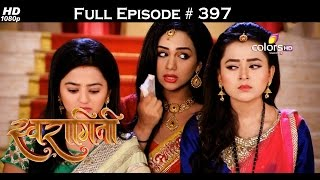 Swaragini - 31st August 2016 - स्वरागिनी - Full Episode (HD)