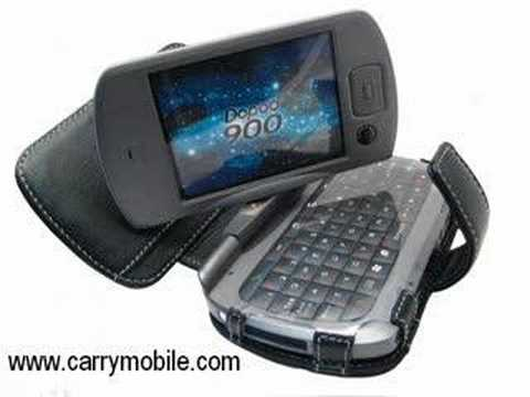 CarryMobile Leather Case for Xda Exec/MDA Pro/i-mate JASJAR/