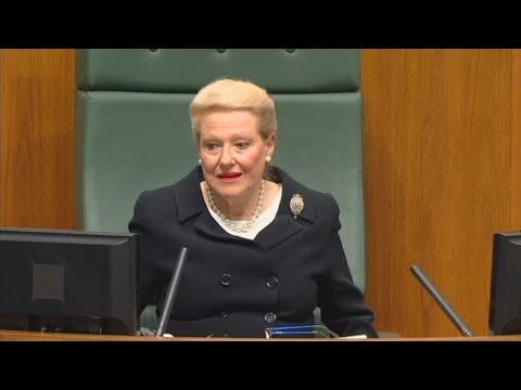 MP Likens Australian Parliament To Hogwarts