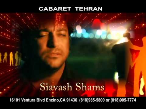 "Cabaret Tehran ""The House Of Legends"" Presents"